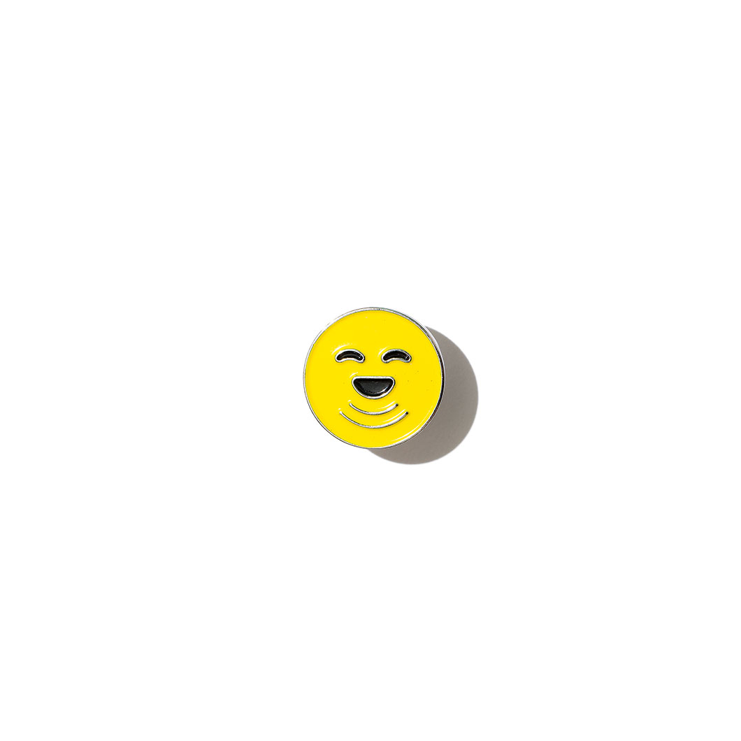 Image of Fat Emoji Pin